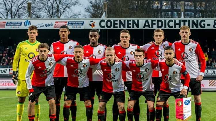 Datum loting Youth League bekend