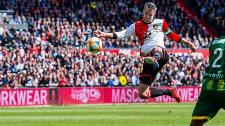 Oud-Feyenoorder in Eredivisie Team of the Season