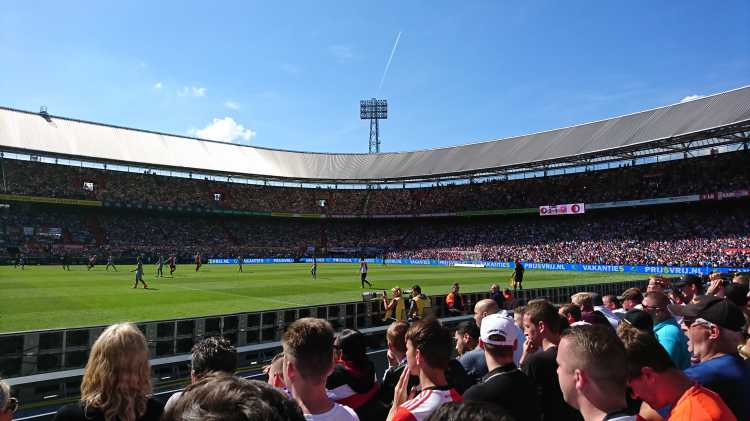 Feyenoord – 1. FC Union Berlin sold out